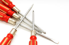 Screwdrivers Royalty Free Stock Photography
