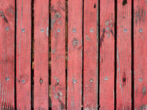 Screwed wood planks seamless texture Royalty Free Stock Image