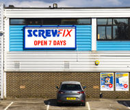 ScrewFix Stockbilder