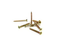 Screws_1 Stock Images