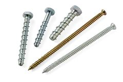 Screws Stock Image