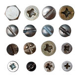 Screws Royalty Free Stock Images