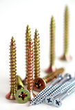 Screws Stock Photo