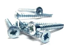 Free Screws Royalty Free Stock Photography - 240207