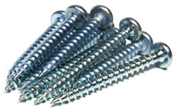 Screws Stock Photography