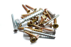 Screws Royalty Free Stock Photo