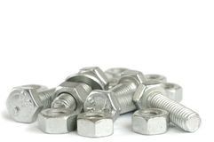 Screws Royalty Free Stock Photos