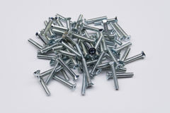 Screws Royalty Free Stock Photography