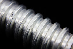 Screws texture Stock Images
