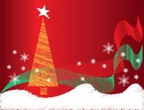 Scribble Christmas Stock Photo