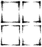 Scribble frames Royalty Free Stock Photo