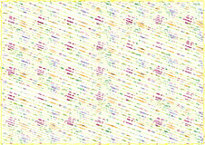 Scribble Pattern Stock Photos
