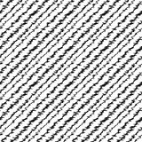 Scribble pattern Royalty Free Stock Photo