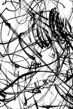 Scribbles Royalty Free Stock Image