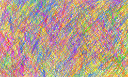 Scribbles Background Stock Photos