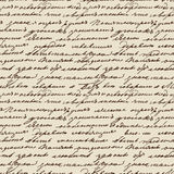 Scribbles de Tolstoy Fotografia de Stock