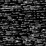 Scribbles Pushkin royalty free illustration