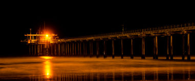 Scripps Pier - California Stock Image