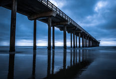 Scripps Pier - California Stock Photos