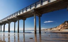 Scripps Pier, La Jolla Stock Photography