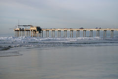 Scripps Pier, La Jolla California Royalty Free Stock Images