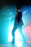 The Script (band) performs at Razzmatazz Royalty Free Stock Images