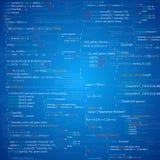 Script Stock Image