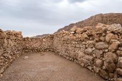 Scriptorium em Qumran imagem de stock