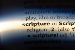 scripture στοκ φωτογραφίες με δικαίωμα ελεύθερης χρήσης