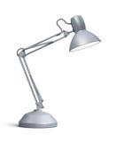 Scrittorio Lamp Immagini Stock Libere da Diritti