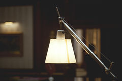 Scrittorio Lamp Immagini Stock