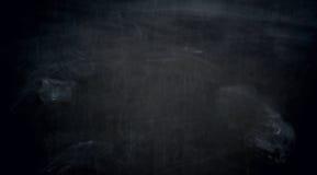 Scrittorio vuoto della scuola come struttura del fondo fotografia stock