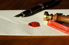 Scrittura dell'insieme 03 Fotografia Stock Libera da Diritti
