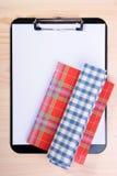 Scrittura-libro fotografia stock