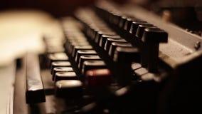 Scriva la macchina a macchina archivi video
