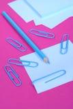 Scriva la vostra propria nota su esso! Immagine Stock