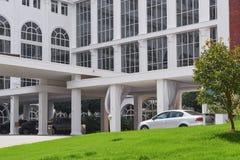 Scriva un hotel a macchina lussuoso Amara Dolce Vita Luxury Hotel della villa dell'estate Bella architettura Tekirova-Kemer Turch immagine stock