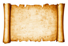 Scroll 2 Royalty Free Stock Images