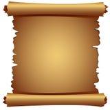 scroll Imagem de Stock