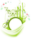 Scroll backgrounds Royalty Free Stock Images
