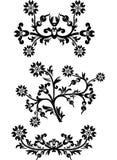 Scroll, cartouche, decor, vector. Scroll, cartouche, decor, illustration royalty free illustration