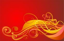 Scroll, Element for design, vector illustration Stock Images