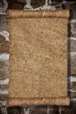 scroll för bakgrundspapper Fotografering för Bildbyråer