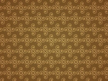 Scroll Seamless Wallpaper Royalty Free Stock Photography