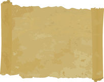 Scroll. Vector illustration Royalty Free Stock Image
