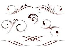 Free Scrolls Set Royalty Free Stock Images - 7932889