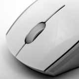 Scrollwheel of computer mouse. Closeup of scroll wheel of a computer mouse Stock Photography