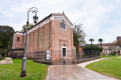 Scrovegni Chapel in Padua, Italy Royalty Free Stock Image