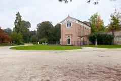 Scrovegni kapell i Padua, Italien Arkivfoton