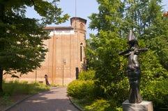 Scroveni Chapel Padua Italy Stock Images